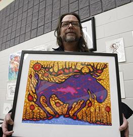 Aboriginal talents showcased