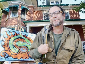 Newmarket artist teaches you First Nations heritage