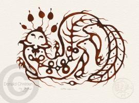 Marten • Waabizheshi – Large