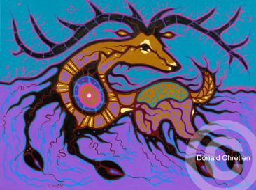 Deer Clan • Waawaashkeshi Doodem